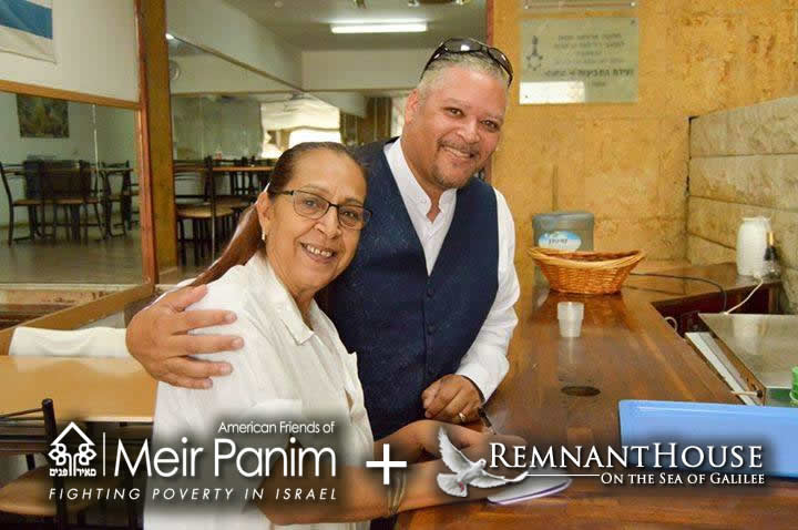 Working together with local ministries that are feeding the poor and helping the hurting . . . that's what Remnant House is all about!