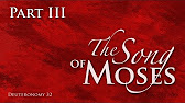 The Song of Moses (set to music) - YouTube