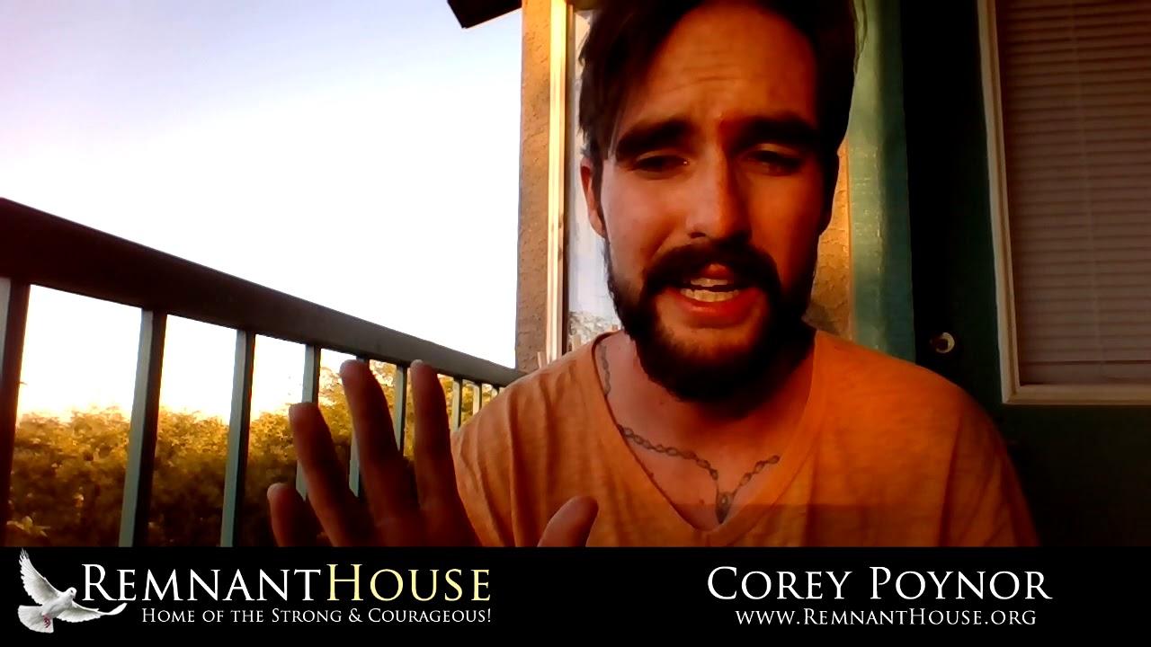 A Prophetic Word Of Encouragement! - Corey Poynor